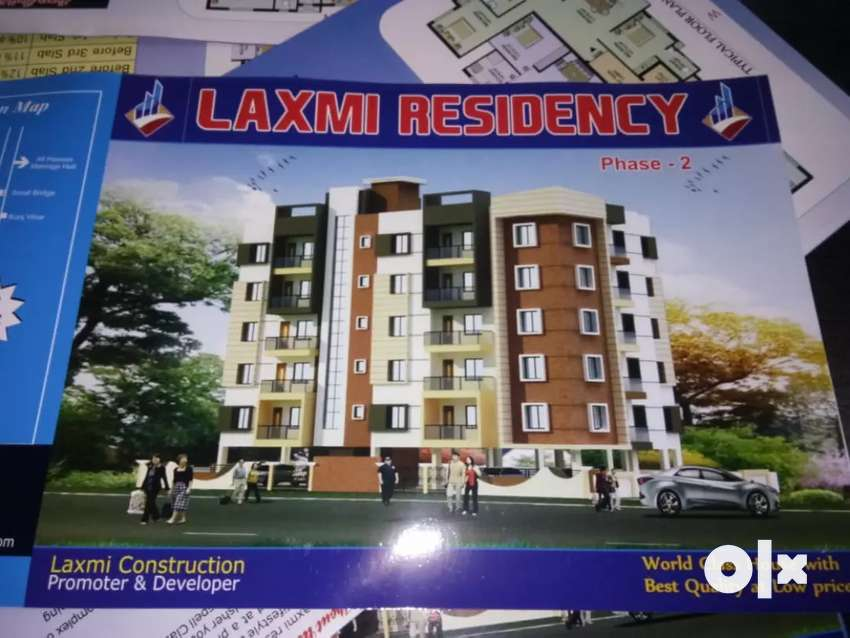 3bhk flats for booking Going on in chira chas 0
