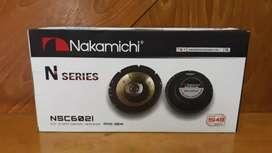 Spiker coaxsial nakamichi 6 inc