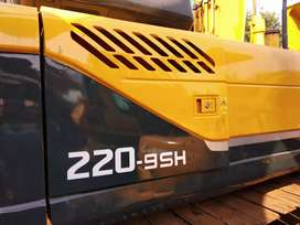 Excavator Hyundai R220-9SH Thn 2014 Joos Siap Kerja