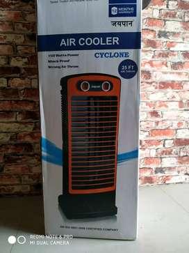 Cooler tower fan