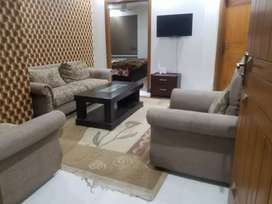 E 11, luxury 2 bed furnished apartment for rent in islamabad