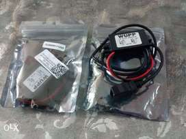 Dual USB Car boat or motorcycle Charger DC 12V To 5V 3A