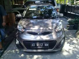 All new picanto 2013 akhir spion retrack
