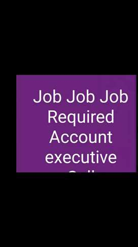Argent requirement for Account executive