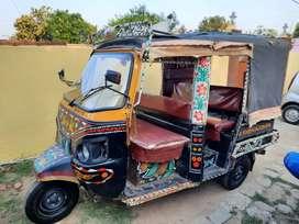 Mahindra Alfa Champion Auto Rickshaw Passenger Tempo New Condition hai