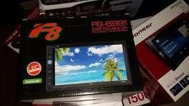 doubledin dvd tv mp4 autolink bluetooth tocshsreen