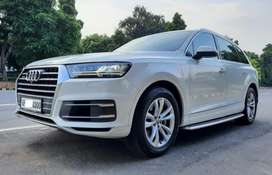 Audi Q7 45 TDI Quattro Premium Plus, 2019, Diesel