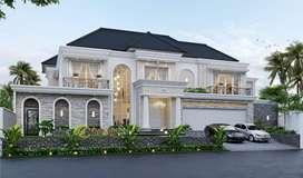 Jasa Arsitek Palembang Desain Rumah 550m2