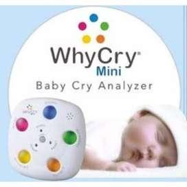 WHY CRY MINI BABY ANALYZER ALAT PENDETEKSI BABY MENANGIS