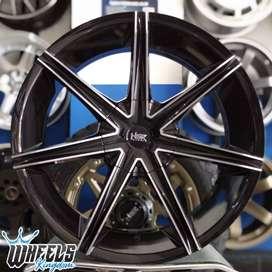 Velg pajero R22X95 H6X139,7 ET15 HSR Wheels surabaya