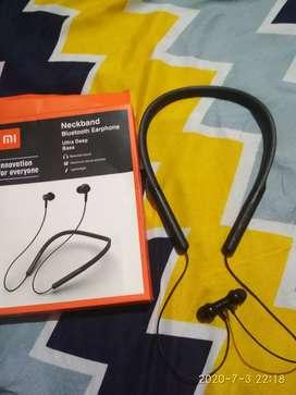 mi neckband Bluetooth