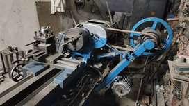 Machine ( lathe machine)