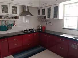 3 BHK east facing fully furnished luxury flat for immediate sale