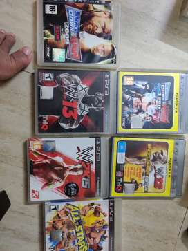 PS3 WWE COLLECTION