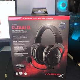 Headset HyperX Cloud II Mulus