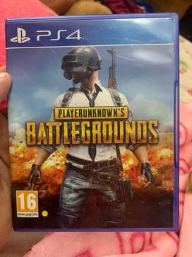 Pubg playstation4