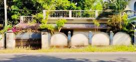 10 Cent House For Sale in Alappuzha-Changanassery Road