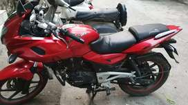 Pulsar 220 Dtsi RED SUPERB NEW CONDITION