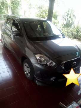 Datsun Go Panca T Active 2016 plus spion lampu electric