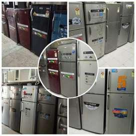 *** double door 8500 fridge*** 5 year warranty washing machine/ac