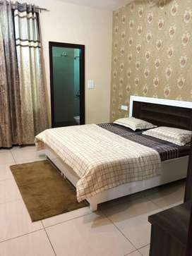2+ 1 BHK FULLY FURNISHED FLAT IN MOHALI PRIME LOCATION