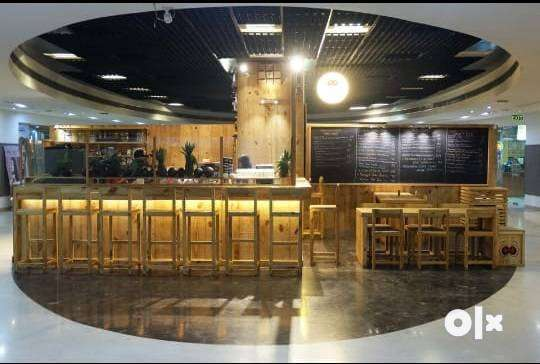 Used Cafe Equipment in Sector 7 Noida.