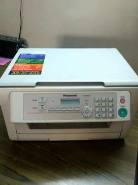 Panasonic multi function printer