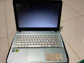 Leptop Asus core i5