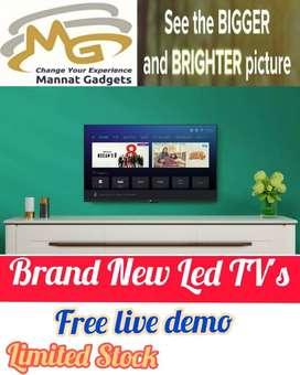 "40"" SIMPLE led tv { MEGA BUMPER offer } jabardast deal (call fast)"