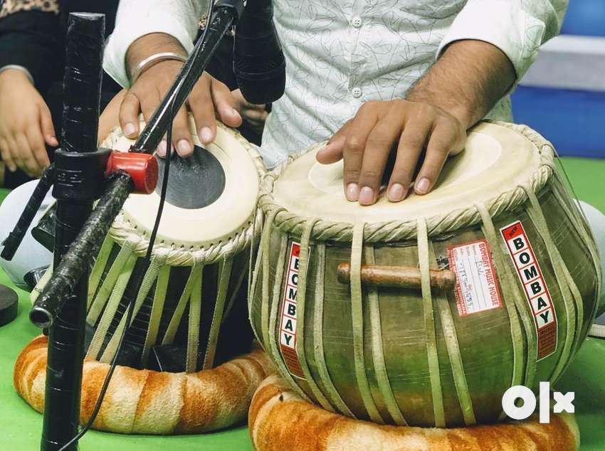 Tabla and dholak classes