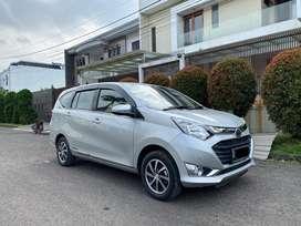 Low KM! Tipe Tertinggi! AT! Daihatsu Sigra R Deluxe Matic Mulus Pisan!