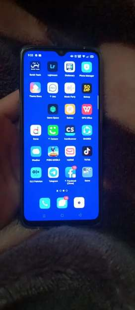 Oppo f15 3 day used ..  10/10 condtion all box and accessories