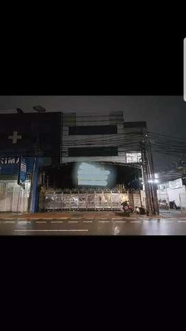 Ruko Gandeng  di Cideng, Gambir, Jakarta Pusat.(kode rmrg865)