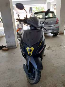 Honda Dio Matt Grey EXCELLENT CONDITION