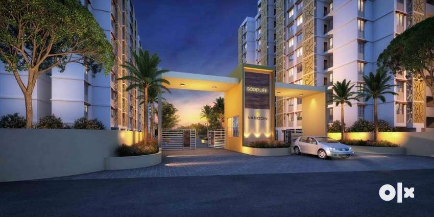 2 BHK Flats for Sale in Talegaon, Katvi at ₹ 30 Lacs, Vascon Goodlife 0