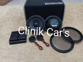 Audio mobil subwoofer cello vs split fonalivo**