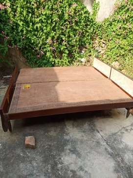 Double bed for Sale without box