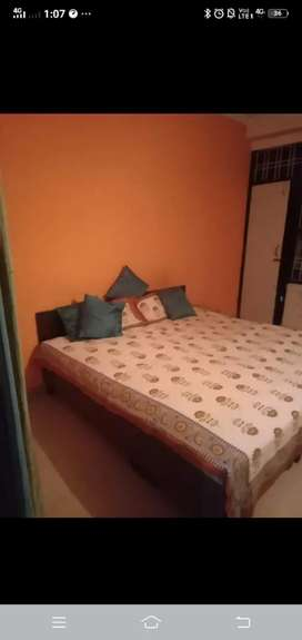 3Bhk flat Fully Furnished Saraswati Nagar only for Girl
