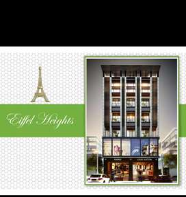 Effiel Heights  luxury appartments @Phase 7 on 1.5 year installment