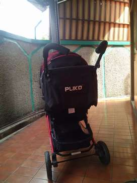 Baby stroller Pliko Milano