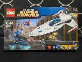 Lego DC COMICS SUPER HEROES SUPERMAN Darkseid Invasion