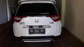 Honda Brv prestige putih type tertinggi di kelasnya sangat mulus