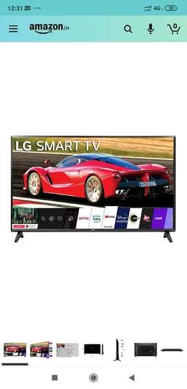 Lg led tv32 smart new