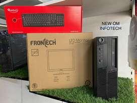 i3 PC/ 1 YEAR WARRANTY/4GB RAM/500GB HDD/ 15.1 LED NEW /CALL NOW
