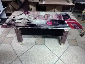 Single imported center table for sofa