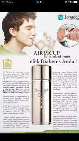 Pi Cup longrich alat terapi Air