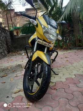 Bike is Single owner,  with mind blowing condition