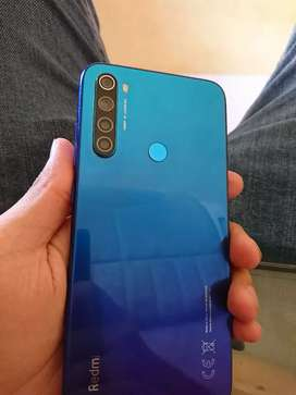 REDMI NOTE 8 4/64 10/10