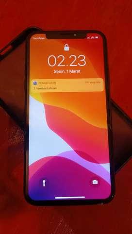 Iphone x 256gb black ex inter