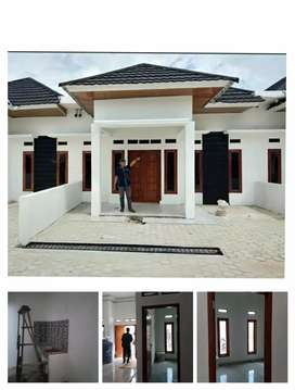 Hunian konsep minamalis masa kini bandar Lampung